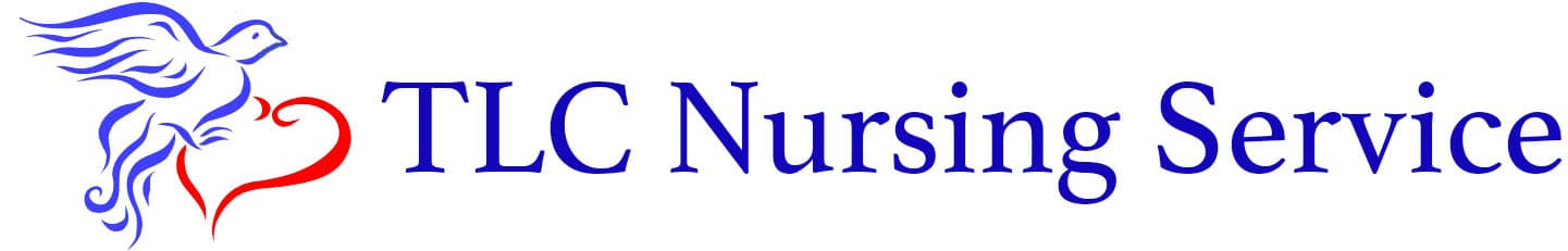 TLC Nursing Service Logo
